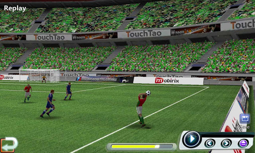 World Soccer League  gameplay | by HackJr.Pw 5