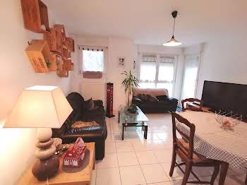 Appartement 2 pièces 48,57 m2