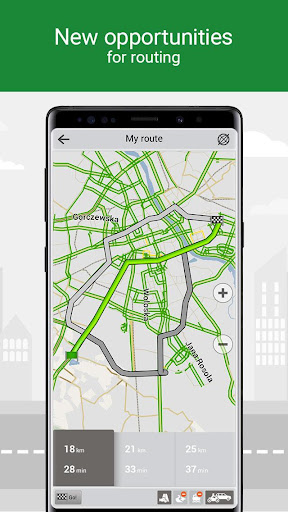 Navitel Navigator GPS & Maps screenshot 2