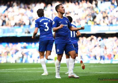 """""""J'ai vu Messi et Ronaldo mettre 40 buts par saison pendant des années, mais Hazard aussi en est capable"""""""