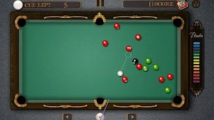 Pool Billiards Pro screenshot for Android