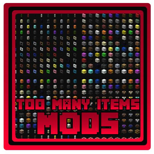 Too Many Items Mod MCPE