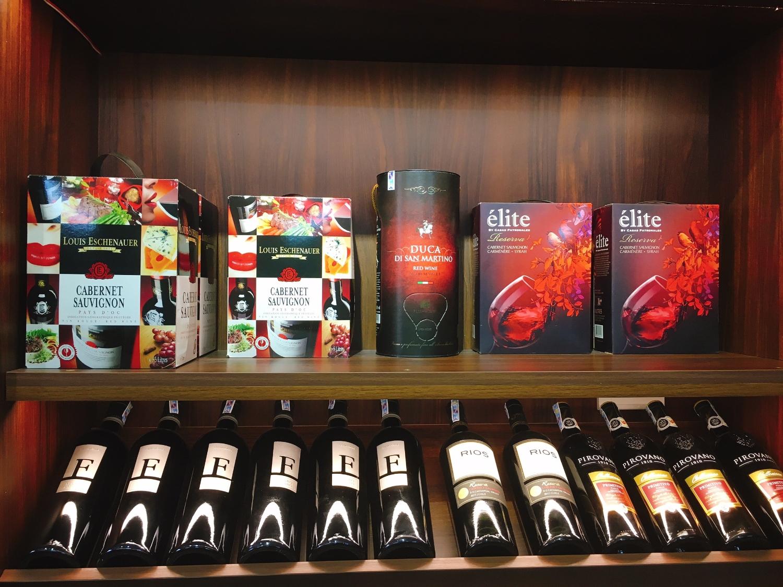 Rượu vang bịch nào ngon được nhiều người yêu thích ?