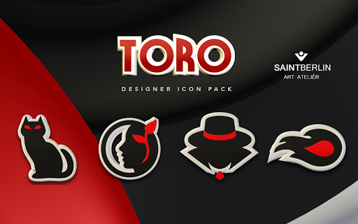 Toro Icon Pack app (apk) free download for Android/PC/Windows screenshot