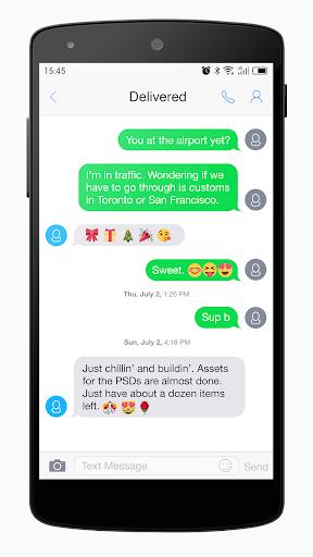 免費下載通訊APP|One Message 7 - Emoji, Flat app開箱文|APP開箱王