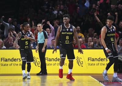 NBA komt nu wel zeer dichtbij voor ex-speler van de Antwerp Giants: contract van drie seizoenen ligt klaar bij de Houston Rockets
