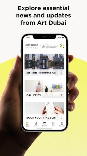 Art Dubai screenshot 1