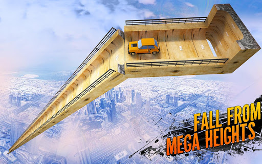 Extreme Mega Ramp Car Stunts : Impossible Tracks ss2