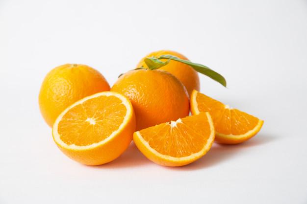 6. อยากลดน้ำหนักก็ต้องกินส้ม