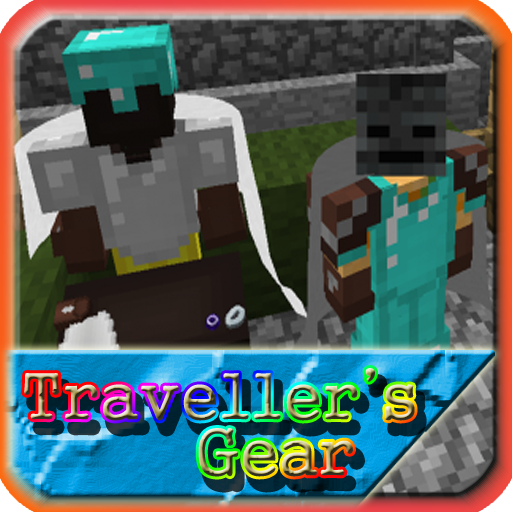 Travellers Gear MCPE Guide Mod
