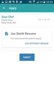 Hcareers Job Search- screenshot thumbnail