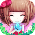 Flower Princess:dressup game