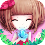 Flower Princess:dressup game Icon
