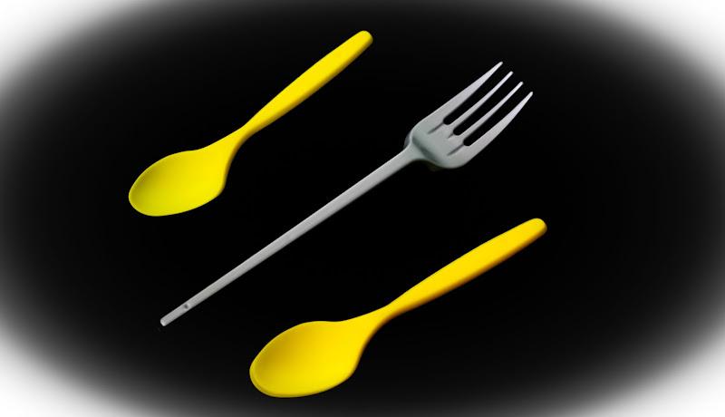 È nato prima il cucchiaio o la forchetta ? di gocciazzurra