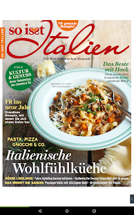 So is(s)t Italien Magazin- screenshot thumbnail