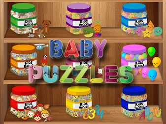Baby puzzles APK screenshot thumbnail 7