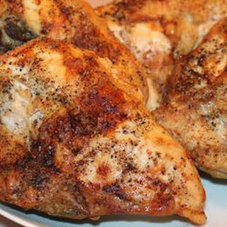 """~ My E-Z """"Real"""" Roasted Chicken Breasts & Gravy ~."""