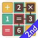 Puzzle&Math2 Brain Training icon