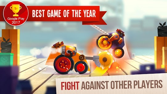 CATS: Crash Arena Turbo Stars Mod 2.30 Apk [Unlimited Money/Lives] 8