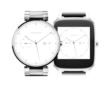 Exakt watchface by Monostone Screenshot
