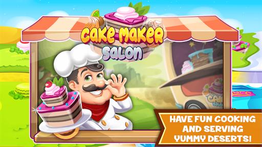 Cake Maker Salon: Bakery Story 1.3 screenshots 1