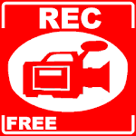Screen Recorder Free Icon
