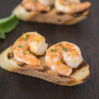 Shrimp Bruschetta