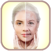 Face App Make Me Old Prank Photo Editor Icon