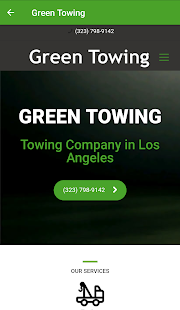 Green Towing - náhled