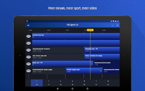FOX Sports NL Screenshot 11