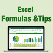 Excel Fomulas and Tips