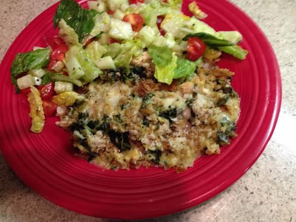Chicken And Spinach Casserole Recipe