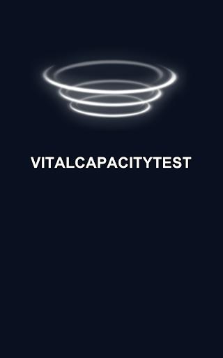 Vital Capacity Test 1.0.1 screenshots 1