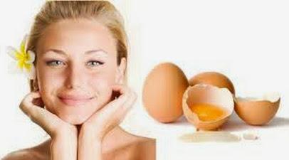 Làm đẹp mỗi ngày- thu nhỏ lỗ chân lông với mặt nạ lòng trắng trứng