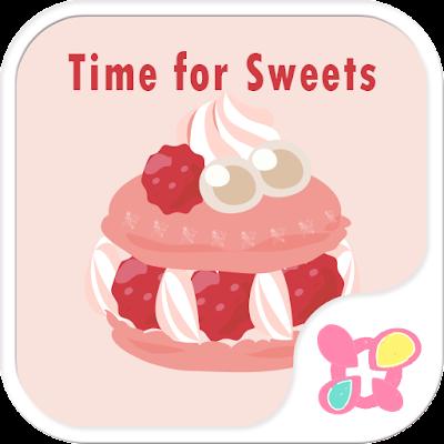 Обои и иконки Time for Sweets