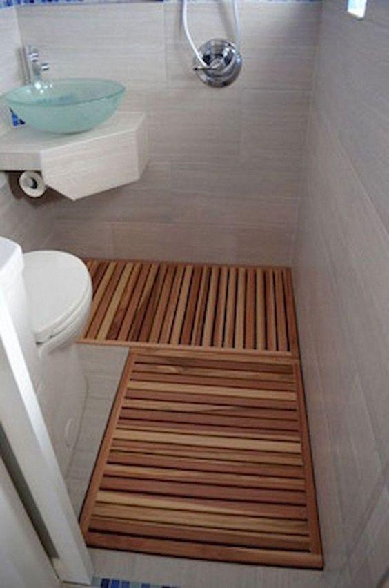 Tiny House Bathroom Idea