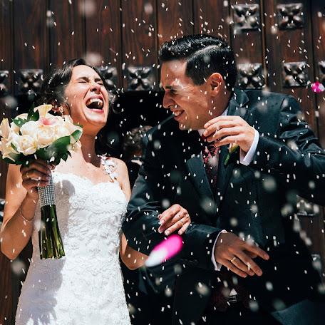 Wedding photographer Dani Garcia (danigarciafotog). Photo of 16.11.2017