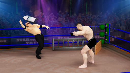 Tag team wrestling 2020: Cage death fighting Stars screenshots 7