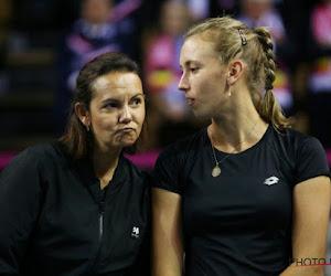 """Monami na ontslag als Fed Cup-coach: """"Kirsten en Yanina staken messen in mijn rug"""""""