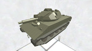 M551 Sheridan ディティールちょいアップ版