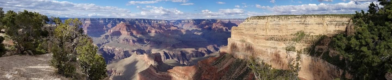 Grand Canyon panoramic