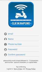 Ojek Kampung screenshot 2