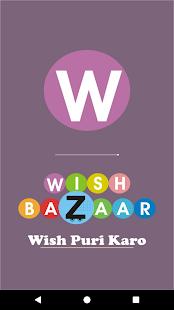 Wish Bazaar