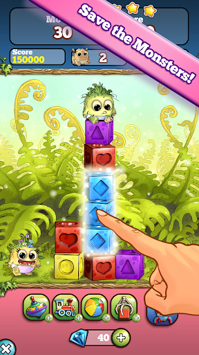 Baby Blocks - Puzzle Monsters