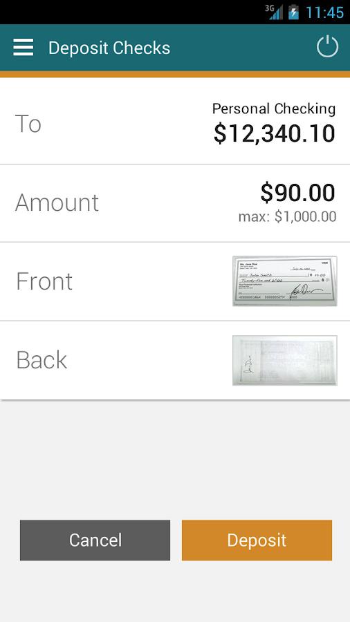 Horizon Mobile Banking- screenshot
