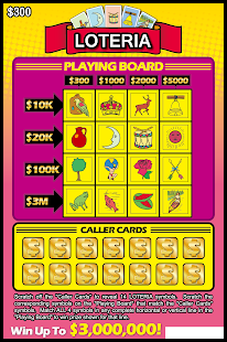 Lotto Scratch – Las Vegas- screenshot thumbnail