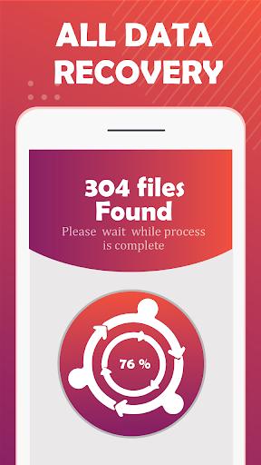 All data recovery phone memory screenshot 4