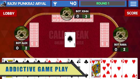 Call Break Card Game - náhled