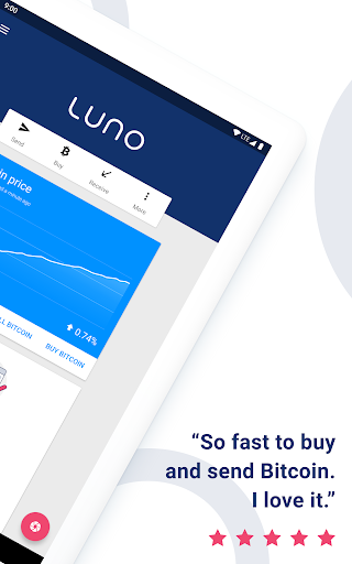 Luno: Buy Bitcoin, Ethereum & Cryptocurrency Now 5.3.0 screenshots 14