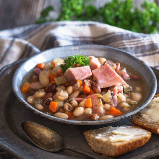 Quick Bean Soup With Ham Recipes